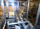Used- IMA Model FR100 Hooded Style Tray Former and Loader up to 60 TPM.