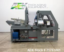 Used- Delkor Model TFL Tray Former