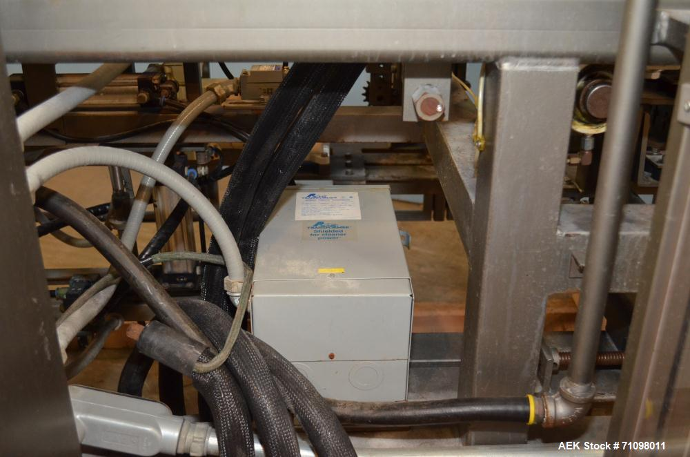 Used- Pearson Model H101 Tray Former