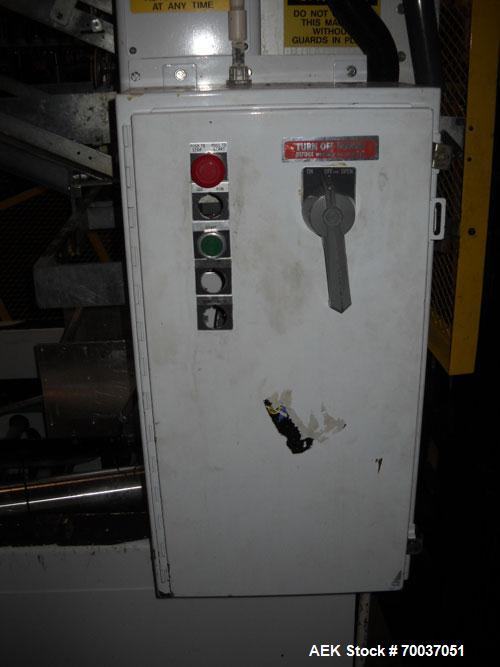 Used-SWF 1T4 Hot Melt Glue Tray Former