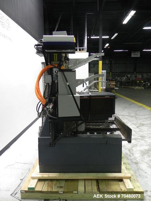 Used- SWF Model GMA 1T4 Glue Tray Former