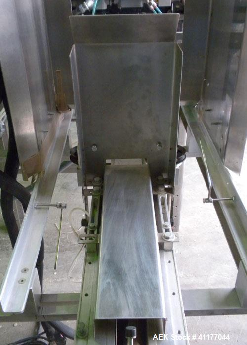 Used- No Tolerance Adjustable Chipboard Tray Former, Model TF-50