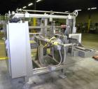 Used- Marq Model HPT-MF/RH/DL High Performance Medium Frame Tray Former. Machine is capable of speeds up to 15 trays per min...