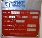 Used-SWF Model 1T6 Automatic Hot Melt Glue Tray Former. Tray Size Range: (Length) 7