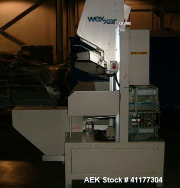 Used- Wexxar Automatic Self Locking Corrugated Tray Former, Model AT-SL4