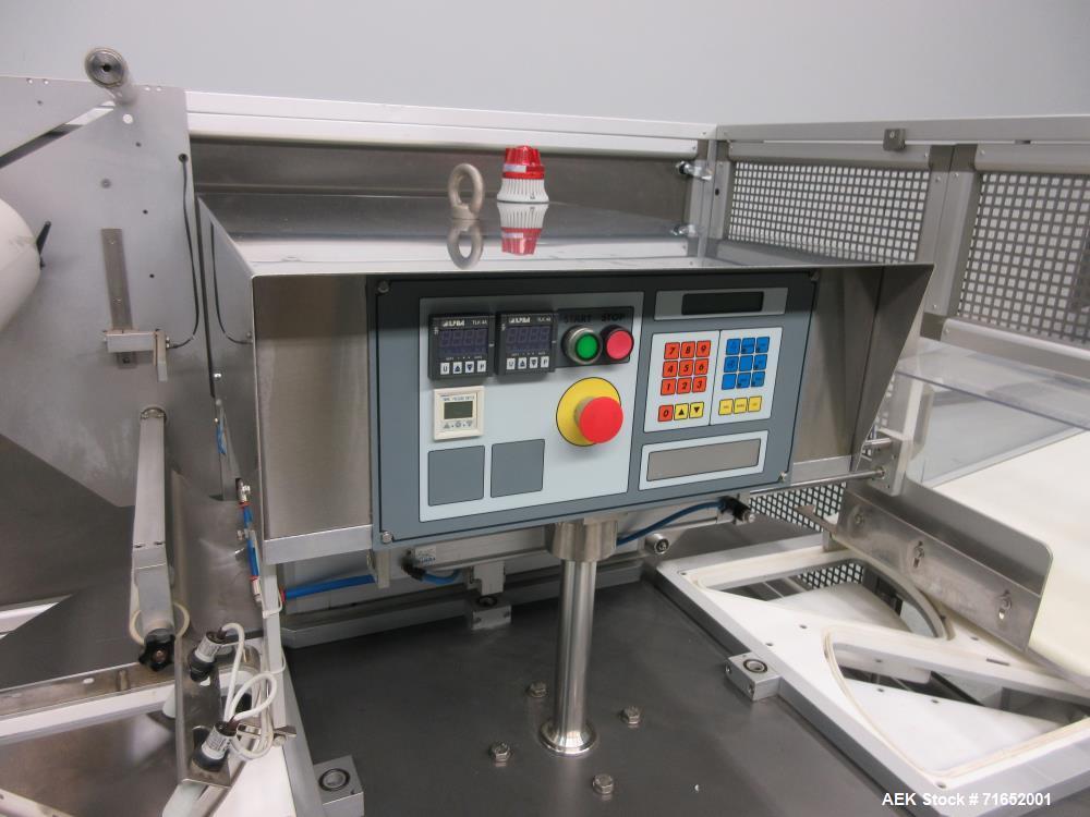 Used- Koch KATS Model 800VG Tray Sealer.