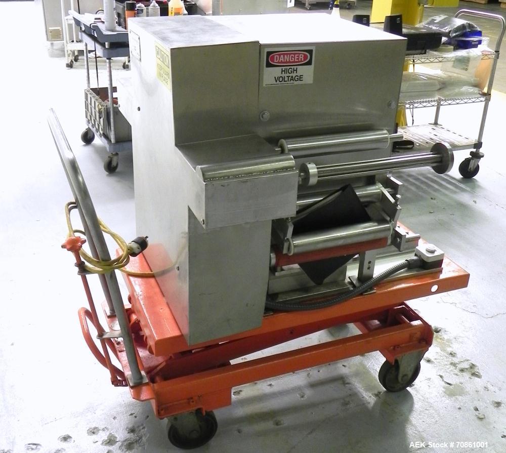 Used- Orics Model M-10 Tray Sealer