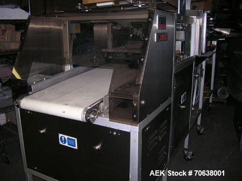 Used-Ross Ind  A20  MAP Tray Sealing Machine, Model A20