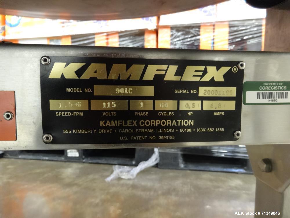 Used- Kamflex Model 901C Accumulation Table