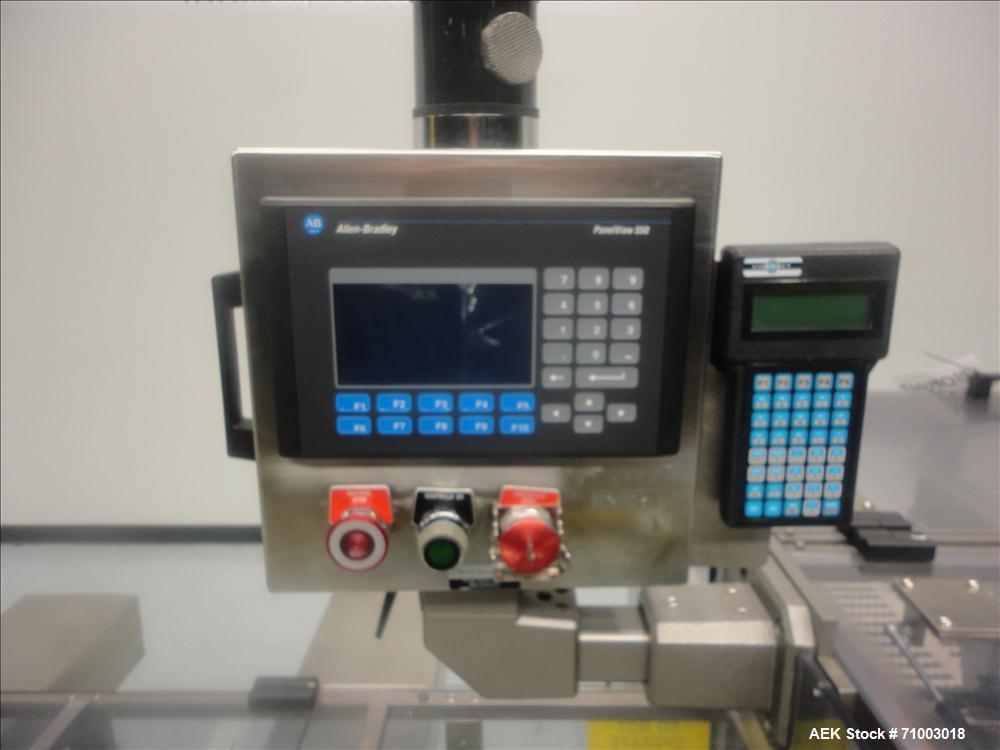 Used- MGS Model HIS-2400 Carton Accumulator