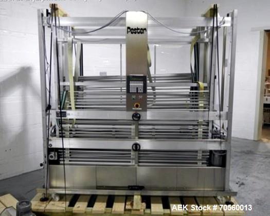 Used- Pester Vertical Stacker, model PEWO-VERTAC