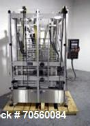 Used- Pester Pewo-Vertac Vertical Carton Accumuting Buffer system