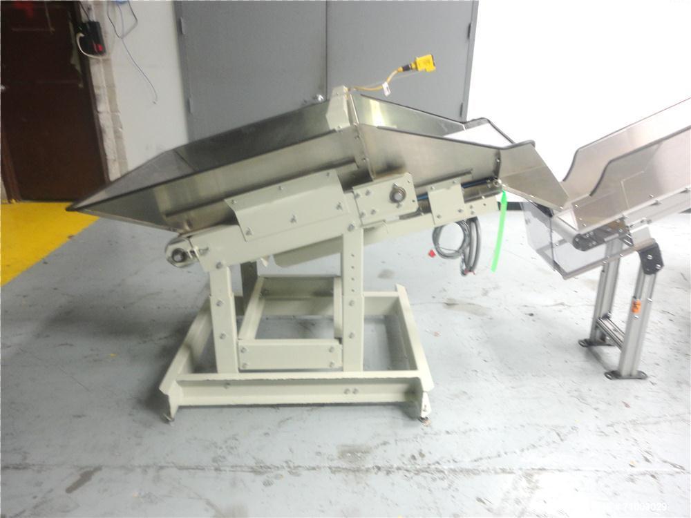 Used-Hoppmann Model FT-50 Centrifugal Bowl Feeder