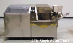 Used- Kalish (IMA) Model Kalisort 60 Bottle Unscrambler