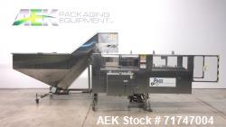 Used- Pace Packaging Model M400 Unscrambler