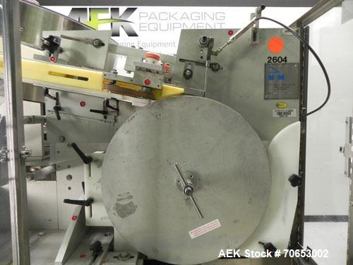 Used- New England Bulk Bottle Unscrambler, Model NEHCL-300AJ