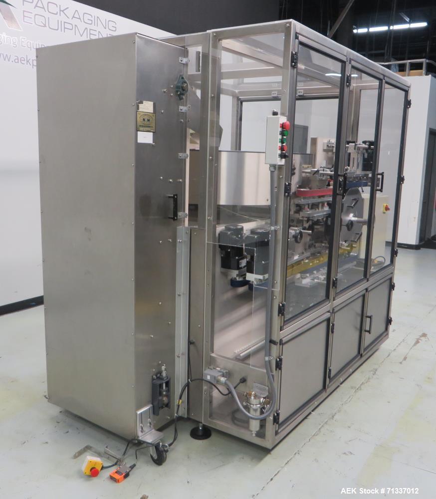 Used- New England Machinery Model NEHCPCL-48 Unscrambler