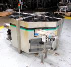 Used-Stainless Steel Hoppmann Model FT-50 Centrifugal Bowl Feeder