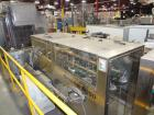 Used-Pace Model M350 Bulk Bottle Unscrambler. Has integrated elevator. 1/60/220