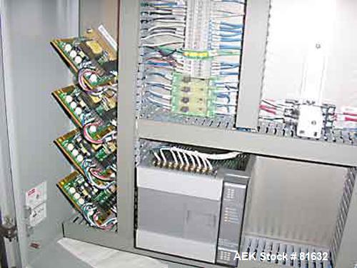 Used- Omega Container Orienter, Model ILO.