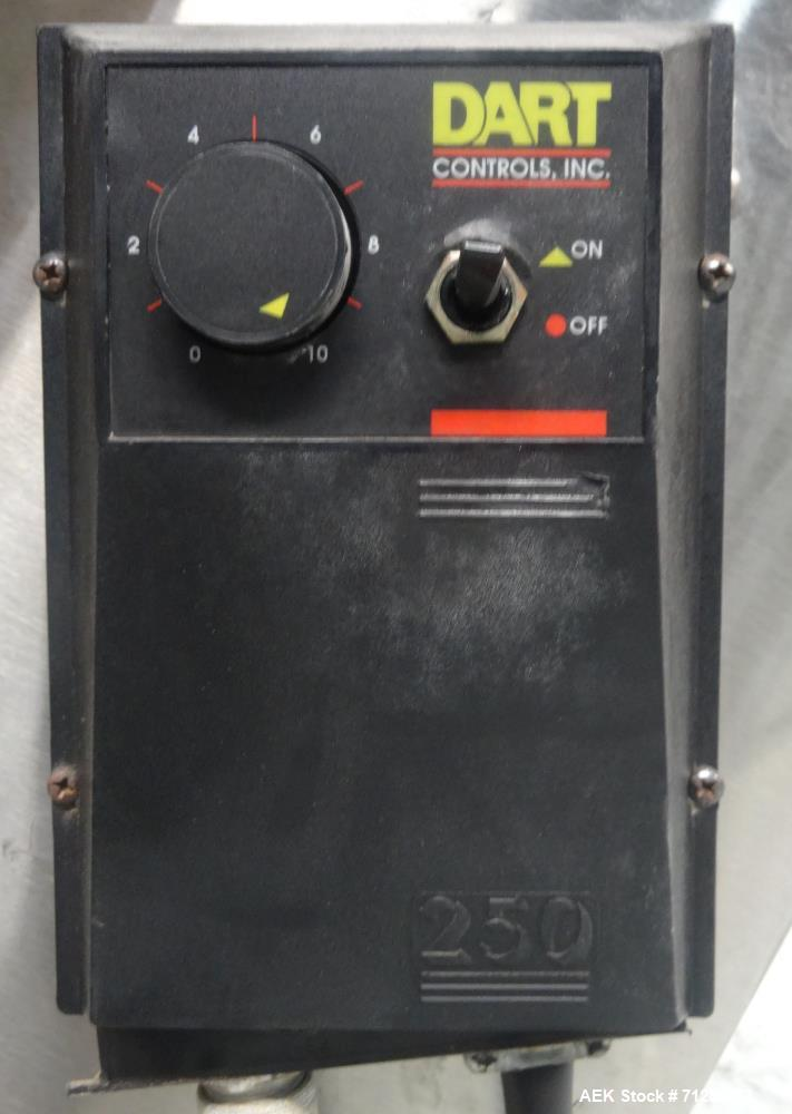 Used- Reardon Machine Company Rotary Accumulation Table
