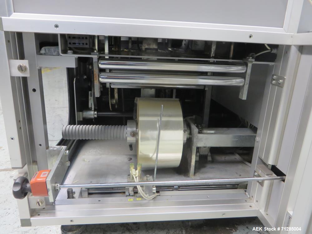 Used- Bergami Model CM 40 Die Fold Carton Overwrapper