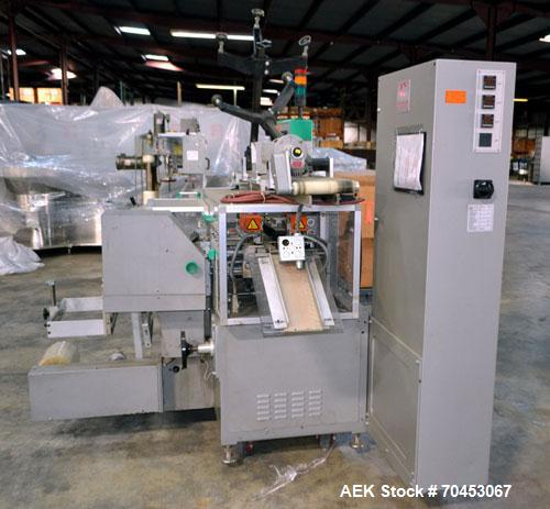 Used- Marchesini Model T20 Overwrapper