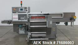 Used- IMA Model 3711U Automatic Overwrapping Machine