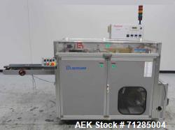 Used- Bergami Model CM 40 Die Fold Carton Overwrapper