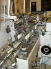Used-BFB 3711 6 Sided Overwrapper and Bundler capable of speeds up to 110 packages per minute. Package size range: length 40...