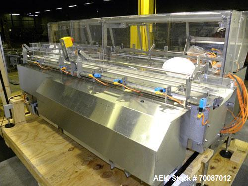 Used- Bosch Sigpack HBL Horizontal Flow Wrapper