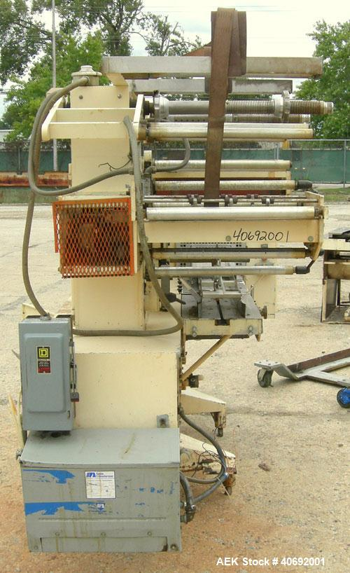 "Used- Doboy Super ""H"" Wrapper"