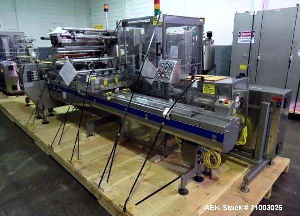 Used-Bosch Doboy Linium 303 Long Dwell Horizontal Wrapper
