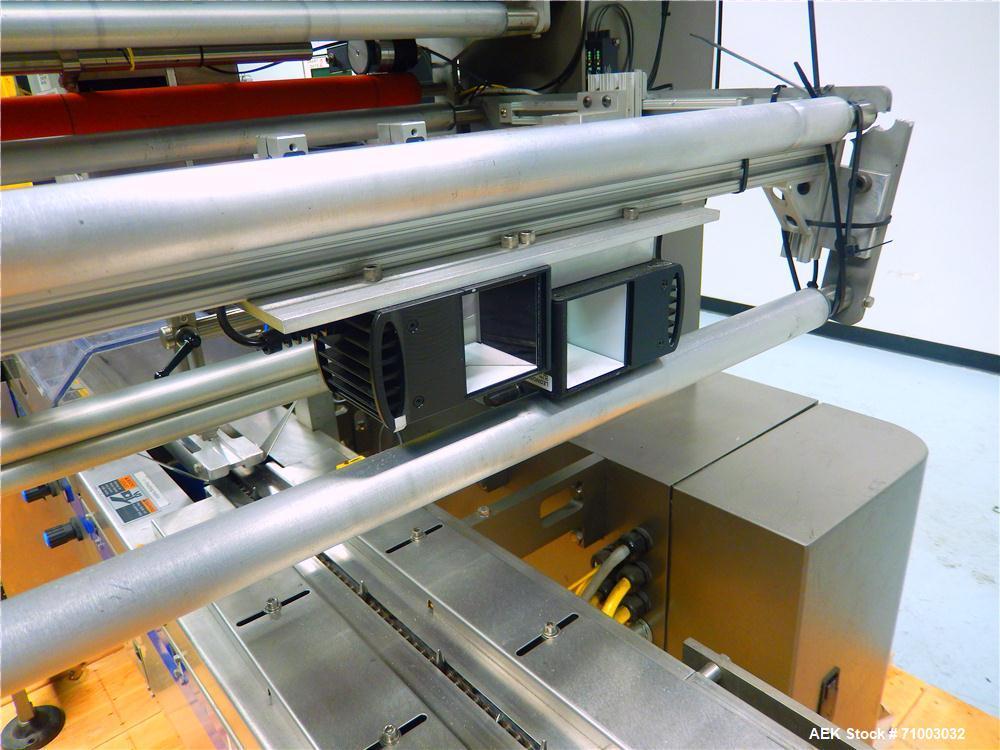 Used- Bosch Doboy Linium 303 Long Dwell Horizontal Flow Wrapper