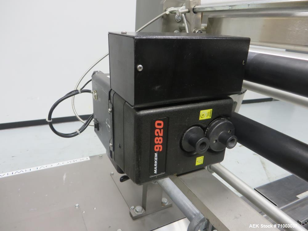 Used- Doboy Model Mustang IV Horizontal Flow Wrapper