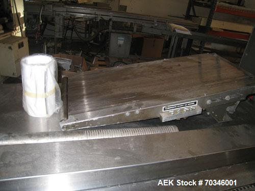 Used- Doboy Model Super Mustang Horizontal Flow Wrapper.