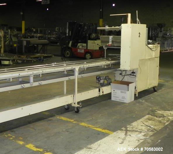Used- Doboy Model Super Mustang Horizontal Wrapper