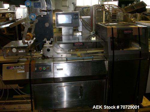 Used-Fuji Model FW3710B All Stainless Steel Wrapper