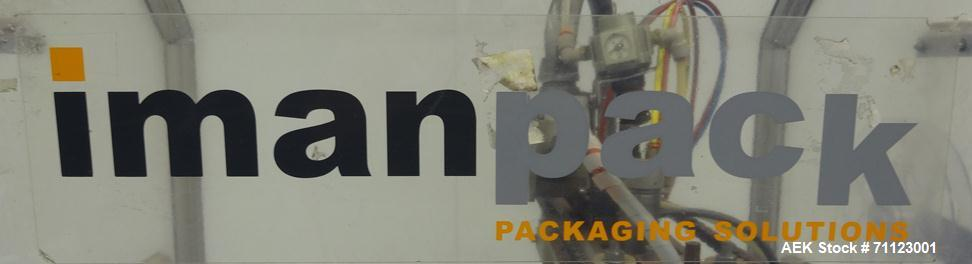 Used- Imanpack Moonlight Poly PBB Registered Film Inverted Seal Poly Wrapper
