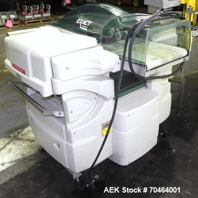 Used- Mettler Toledo Exact Workhorse Model WH-ZS Automatic Tray Wrapper