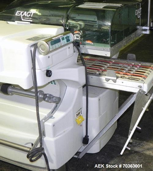 Used- Mettler Toledo Exact Workhorse Model WH-XR Automatic Tray Wrapper
