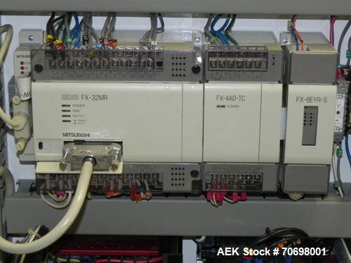 Used- PFM Model Sierra Horizontal Flow Wrapper