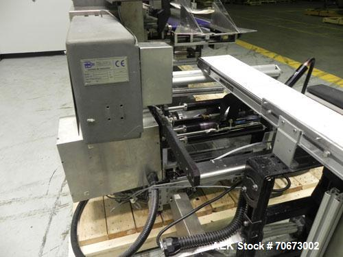 Used- PFM Model Tornado Inverted Seal Horizontal Wrapper