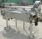 Used- TevoPharm Flow Wrapper, model P5-HS