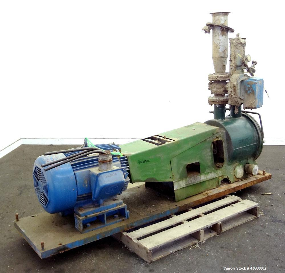Used- Stainless Steel Black Clawson Hydraflaker