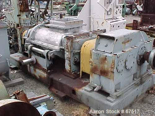 Used- Stainless Steel Impco ( Ingersoll-Rand) Frota-Pulper, Model H25