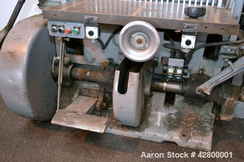 Used- Harris Seybold Mechanical Shear/Cutter, Model CFB