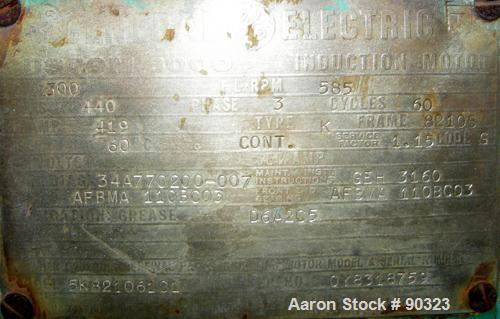 """USED: Sprout Waldron 26"""" refiner, model 26 EMA, stainless steel. Electro mechanical operation. Driven by a 300 hp, 3/60/440 ..."""
