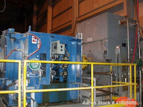 Used-Sprout Bauer Pulp Refiner, Model 45-1C. 4500 hp, manufactured 1991.
