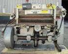 Used- Harris Seybold Shear/Cutter, Model CFD-P.51'' wide blade with an approximate 51
